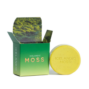 Icelandic Moss Bar Soap