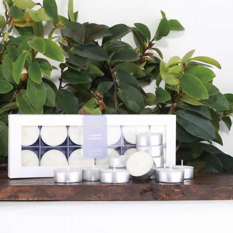 12Pc Tealight Candle Set