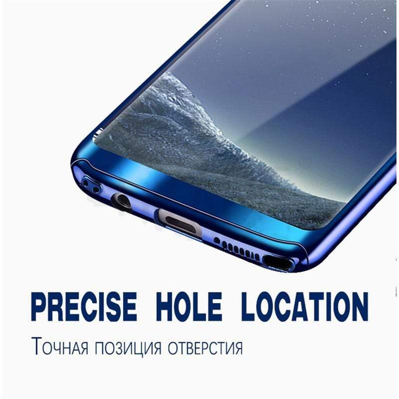 360 Degree Full Body Case Soft HD Screen Protection