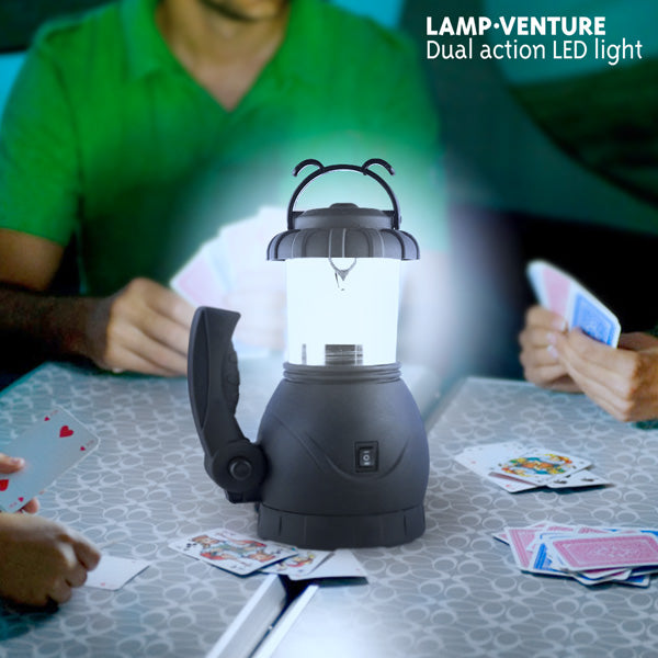 Lamp Venture Camping Light with Torch