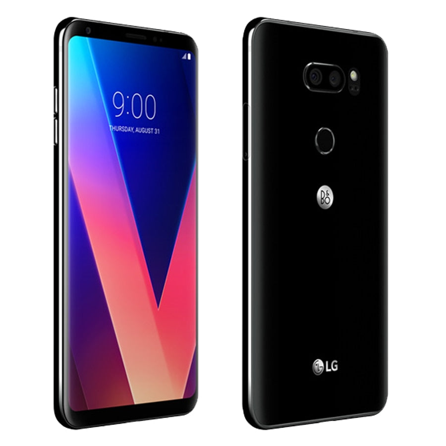 Original Unlocked LG V30 Plus H930DS 4G LTE Mobile Phone RAM 4GB ROM 128GB  Android Dual Sim Octa Core 6 0