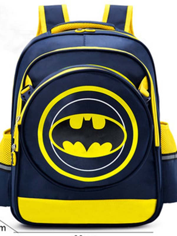 Cartoon Student Backpack