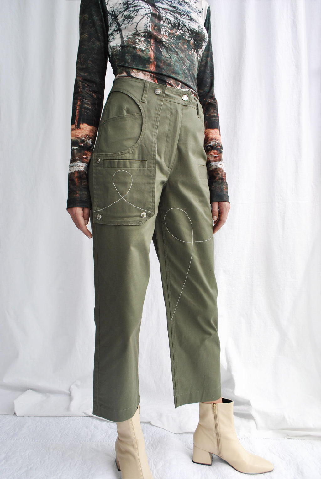 The 70/30 Cargo Pant