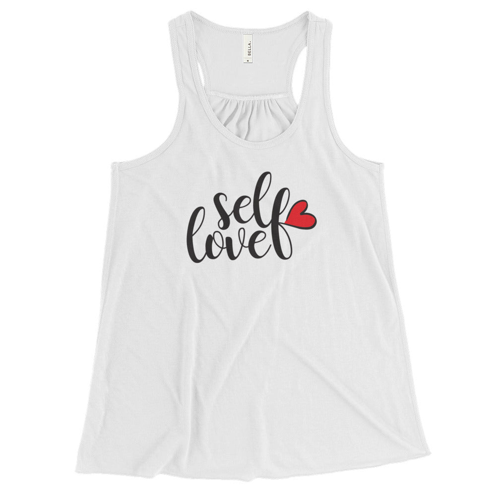 Women's Self Love Racerback Tank