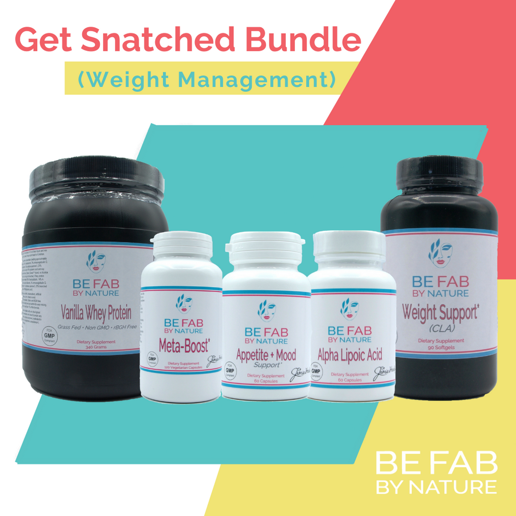Get Snatched Bundle (Weight Management)