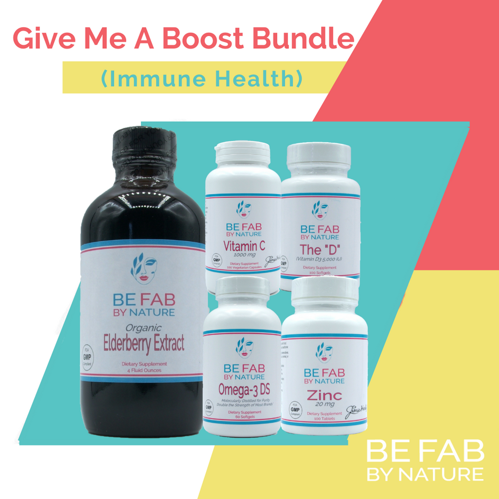 Give Me A Boost Bundle (Immune Health)