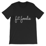 Unisex Fit Foodie Shirt