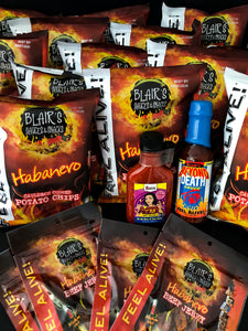 Death Snack Attack Pack