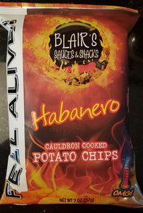 Blair's Habanero Chips