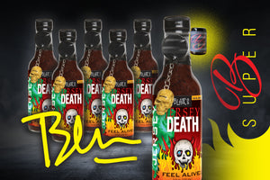 Blair's Jersey Death 2.0 6 pack with Super B