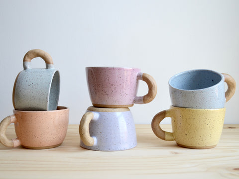 Speckled Everything Mug