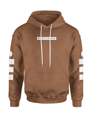 Trinity Hoodie Saddle Brown