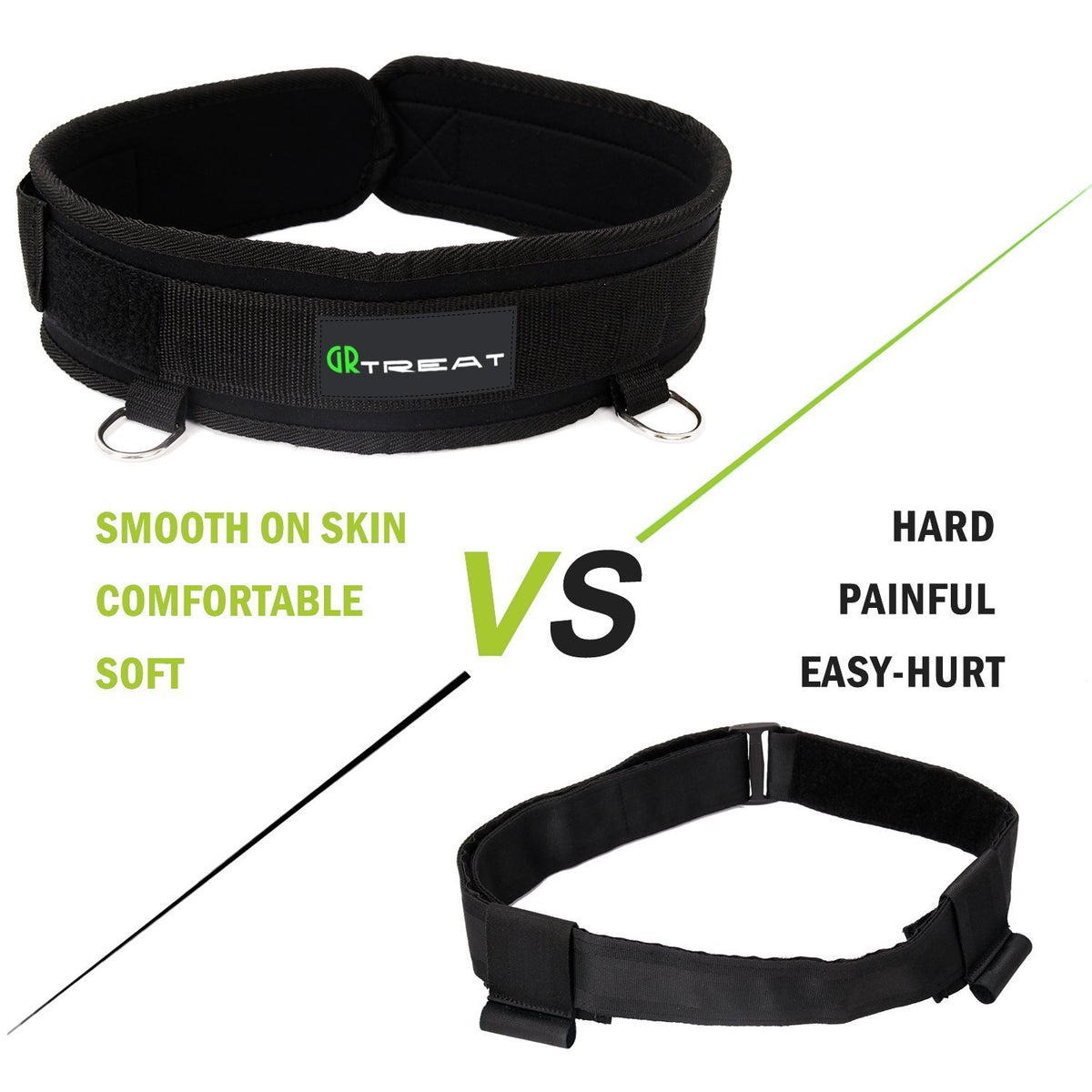 Anti-Snap Booty Bands