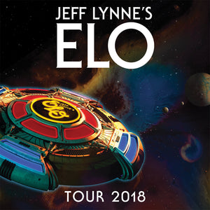 Jeff Lynne's ELO 2018 Tour Program