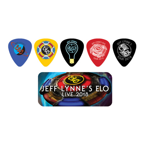 Jeff Lynne's ELO Pick Set