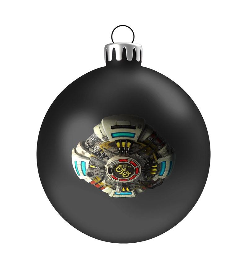From Out Of Nowhere Holiday Ornament