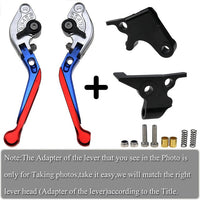 Brake Clutch Lever for DUCATI Monster S4/S4R/900/1000 Multistrada 1000/1100 S2R 1000 Motorcycle Adjustable Folding Extendable