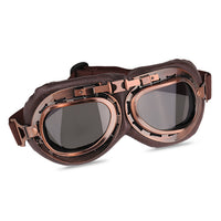 Motorcycle Pilot-inspired goggles