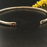 Go Anywhere Sterling Cuff - Large Wrist #1