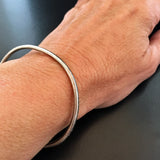 Go Anywhere Sterling Cuff - Small Wrist #2