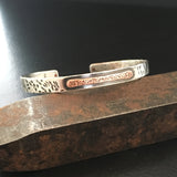 It's Your Choice Beginners  Silver Cuff Workshop - Stamped or Soldered