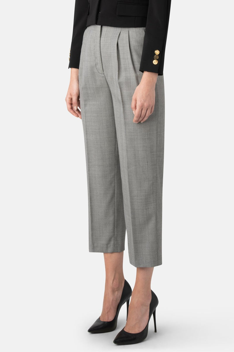 Cropped Pant - Shadow Grey - LANDSCAPE