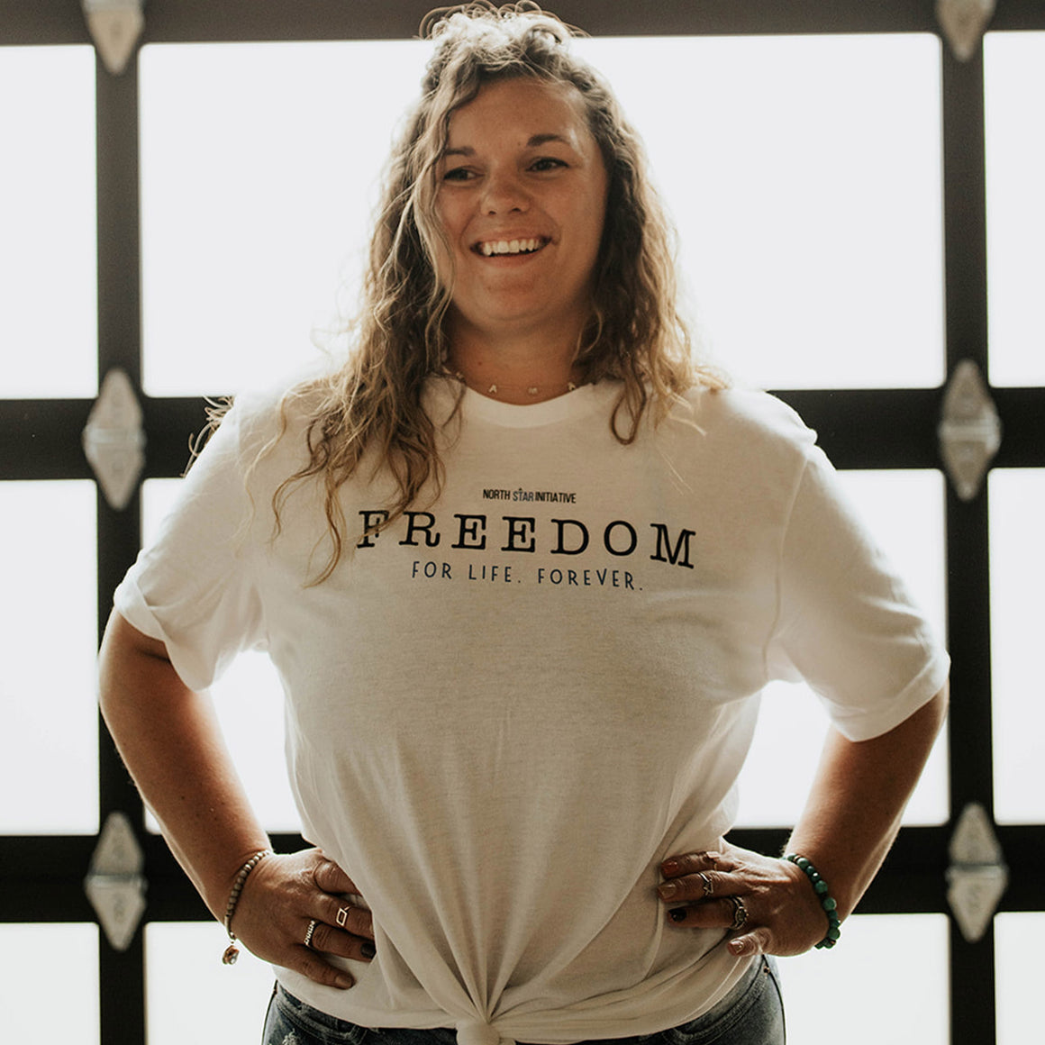Freedom T-Shirt | Unisex | Crew Neck