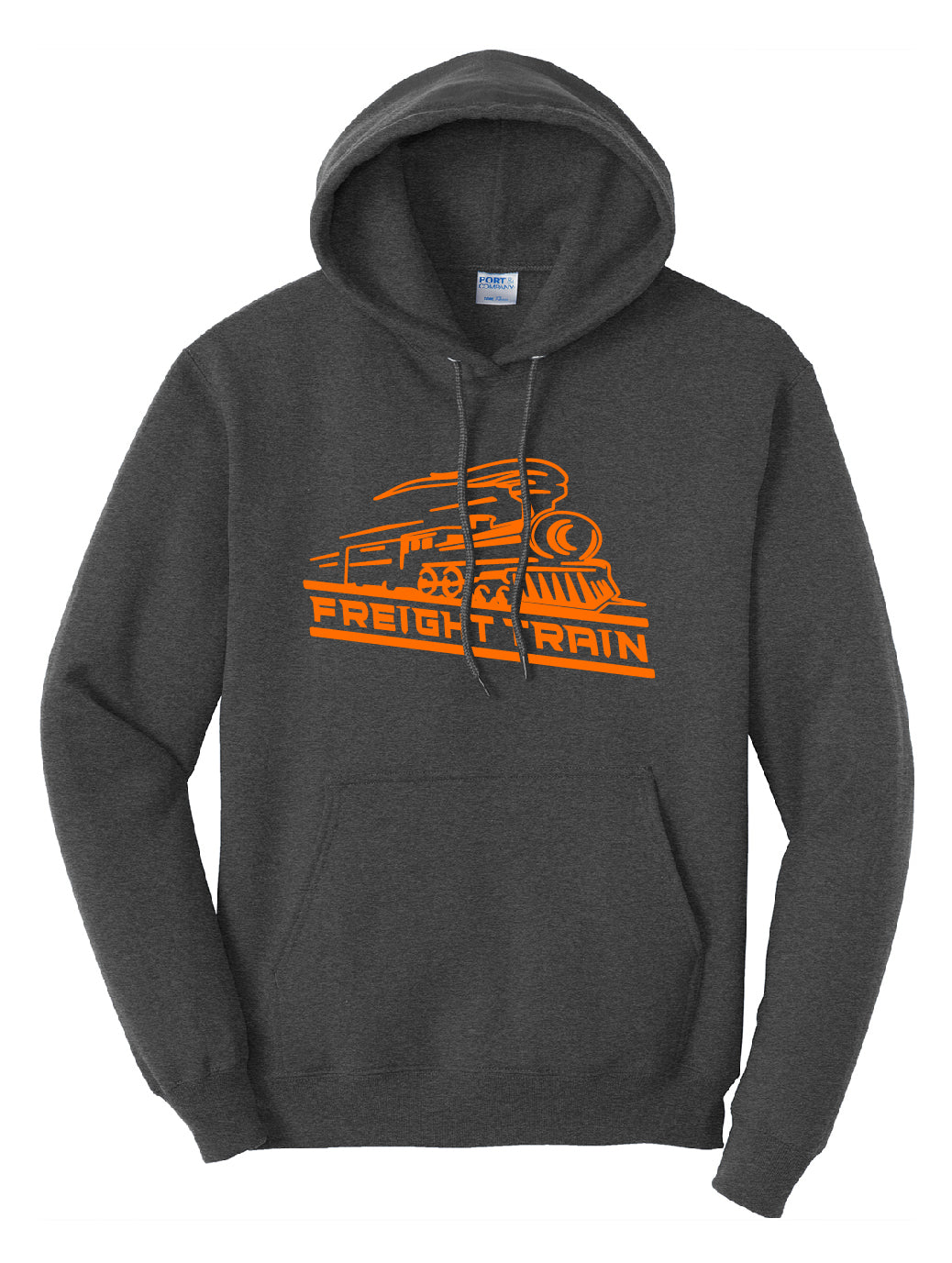 Freight Train - Hoodie
