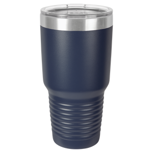30 oz. Ringneck Vacuum Insulated Tumbler w/Clear Lid