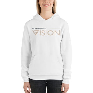 Women with Vision Pullover Hoodie