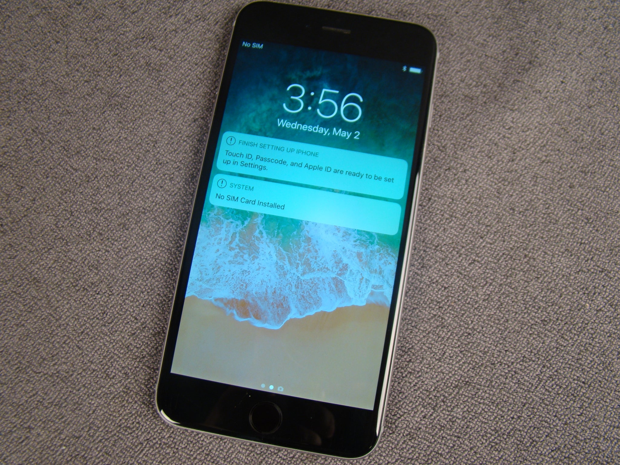 Apple Iphone 6 Plus 64gb Unlocked Cascade Marketplace Replacement By
