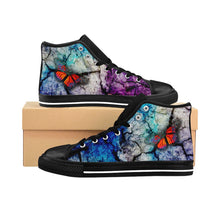 Load image into Gallery viewer, PSYCHEDELIA Women's High-top Sneakers