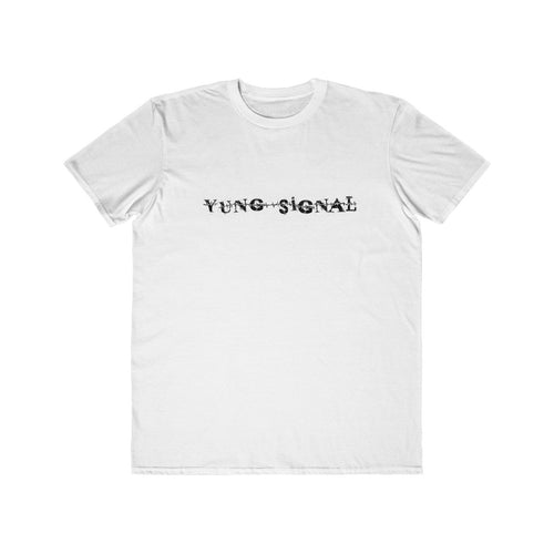 YUNG SIGNAL - PULSE Men's Lightweight Fashion Tee