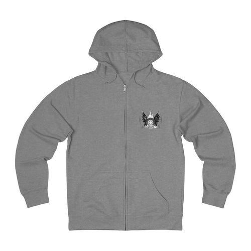 SOULFIRE BEATS Unisex French Terry Zip Hoodie