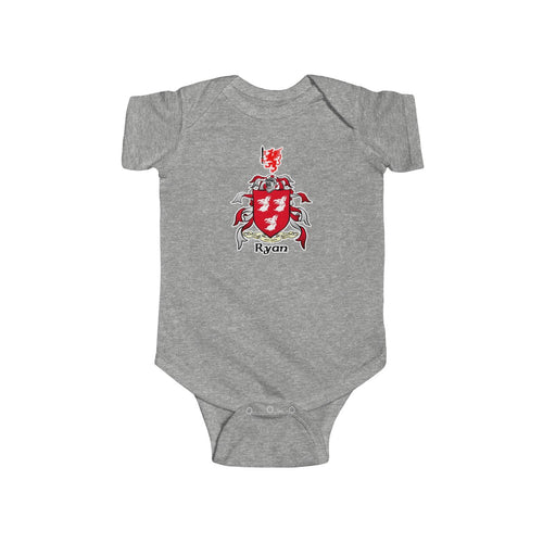 RYAN Infant Fine Jersey Bodysuit