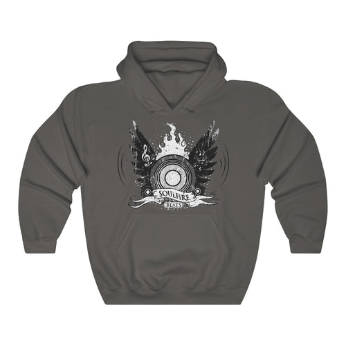 SOULFIRE BEATS Unisex Heavy Blend™ Hooded Sweatshirt
