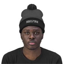 Load image into Gallery viewer, SOULFIRE Pom Pom Beanie