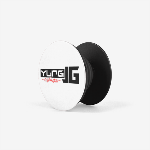 YUNG JG - POP SOCKET 3 Collapsible Grip & Stand for Phones and Tablets