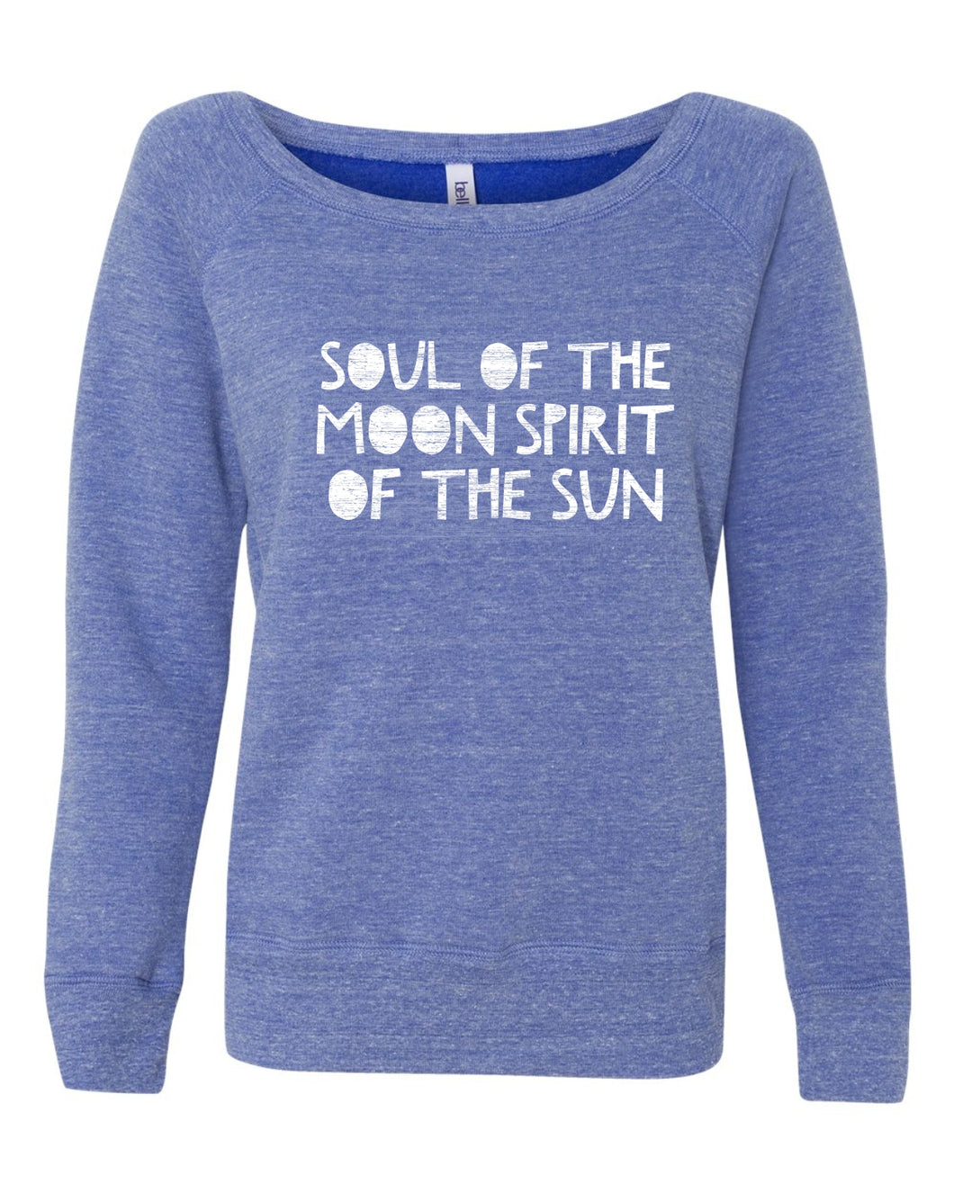 SOUL of the MOON, SPIRIT of the SUN Sweatshirt