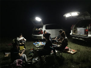 Power Bank Camping Light