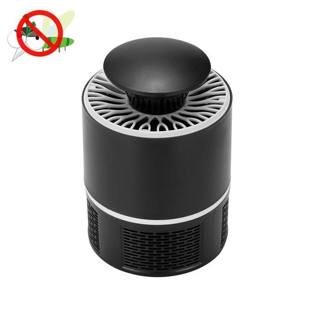 Electric Mosquito Killer Lamp USB Photocatalyst Mosquito Killer Fly Moth Bug Insect Trap Lamp Powered Bug Zapper Moskito Killer
