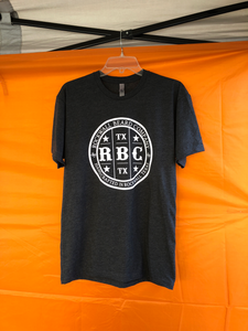 Super soft RBC Seal t-shirt - charcoal grey