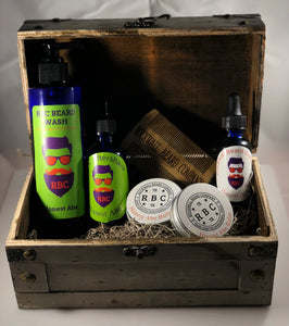Beard Master Care Kit
