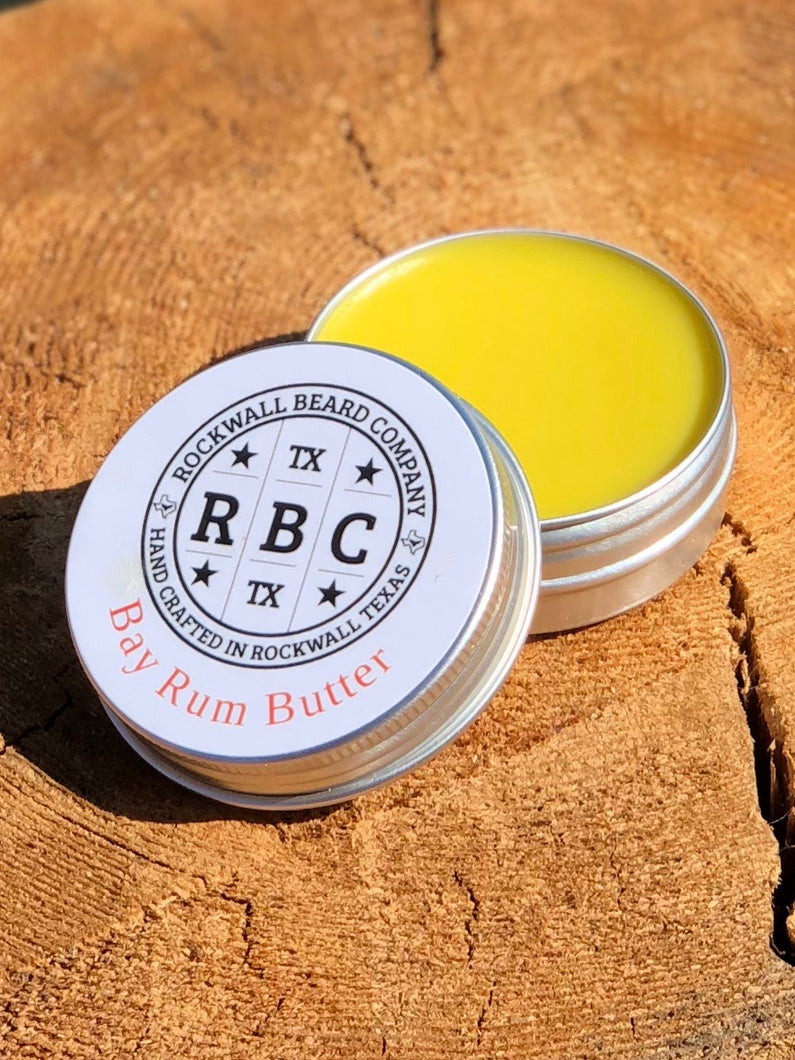 Bay Rum Butter - 2 oz. size