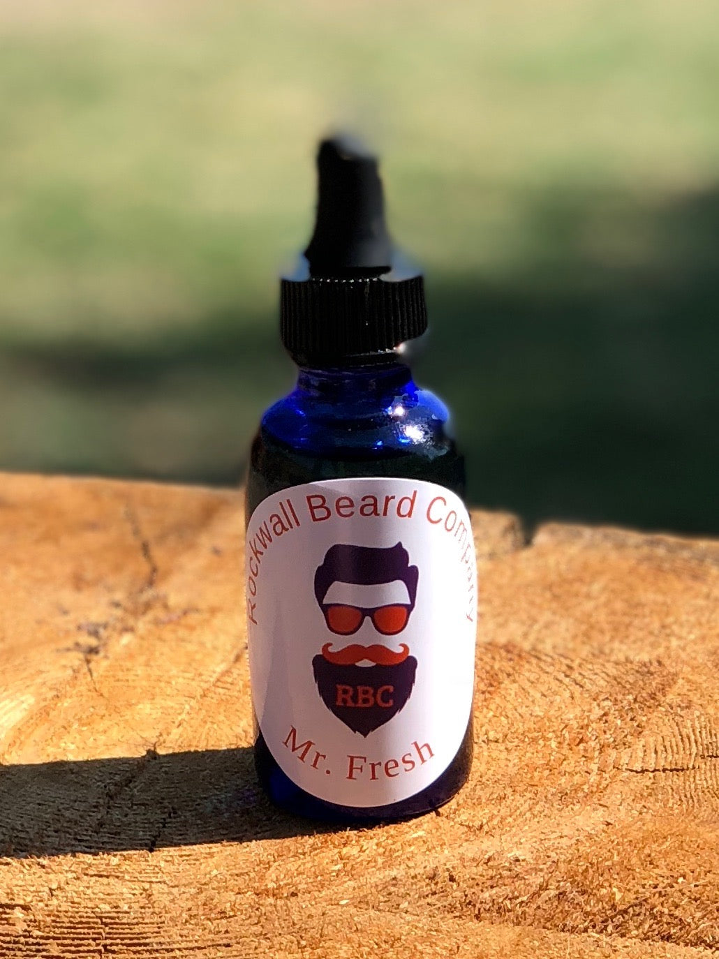 Mr. Fresh Beard Oil