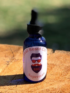 Superman Beard Oil