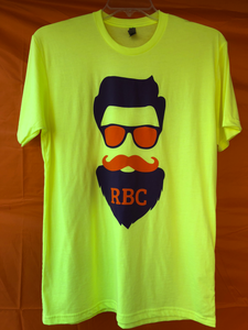 Super soft RBC guy t-shirt - Flash Yellow