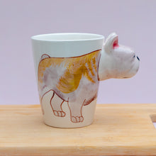 Load image into Gallery viewer, 3D Bulldog Mug - the-little-details-home-accents