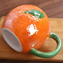 Load image into Gallery viewer, 3D Glazed Fruit Mug - Orange