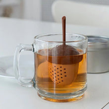 Load image into Gallery viewer, Acorn Tea Infuser